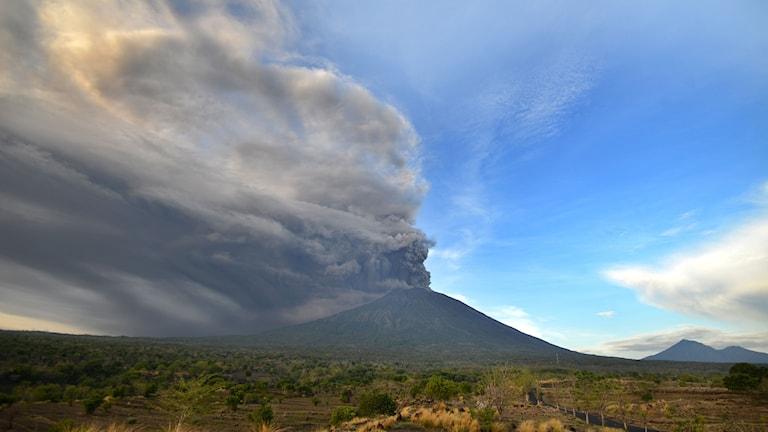 Vulkanrök