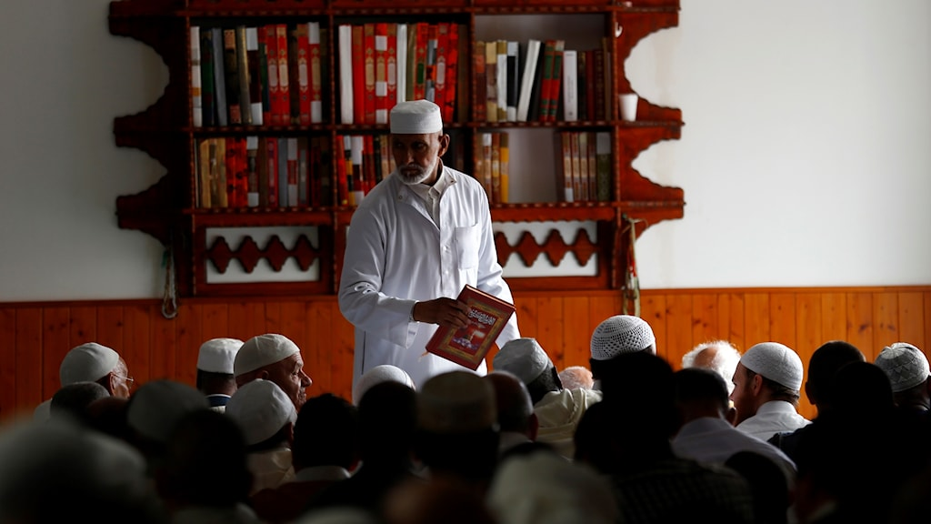 Muslimer i Saint-Etienne-du-Rouvray.
