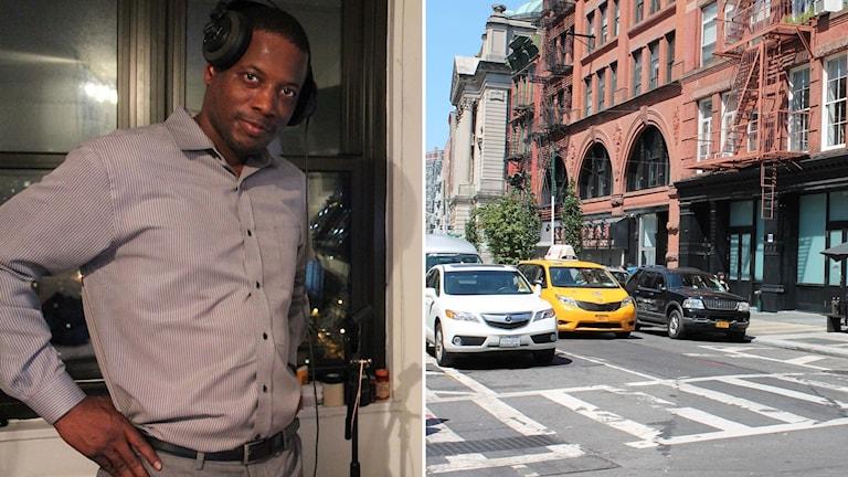 DJ:n Tim Davis från New York blev nekad 15 boenden i Stockholm och tror att det har att göra med hans hudfärg.