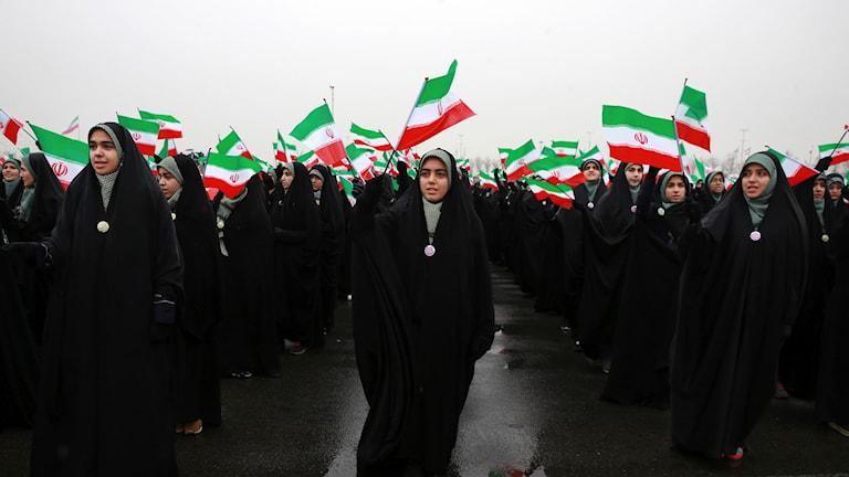 Revolutionen som inspirerade politisk islam