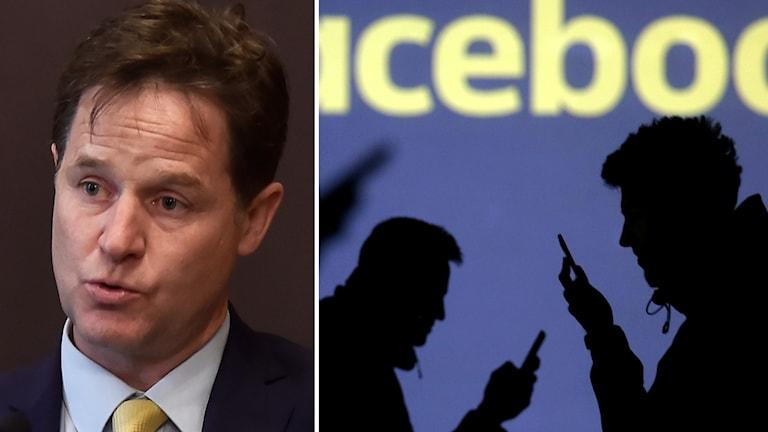 nick clegg facebook