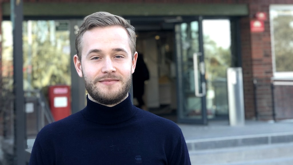 Filip Wiljander, (M) arbets- och företagsnämndens ordförande och kommunalråd i Nacka kommun.