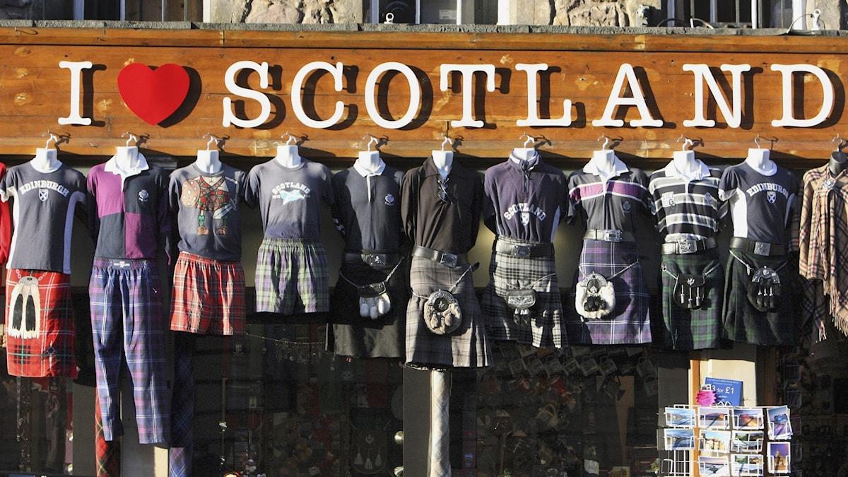 Skottland vill ha ny självständighetsomröstning
