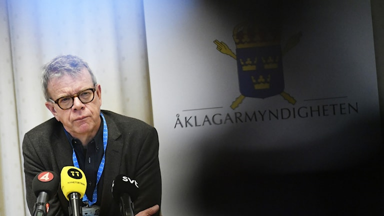 Åklagaren Thomas Ahlstrand