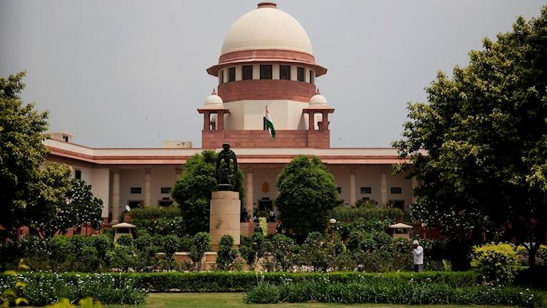 Indiens högsta domstol