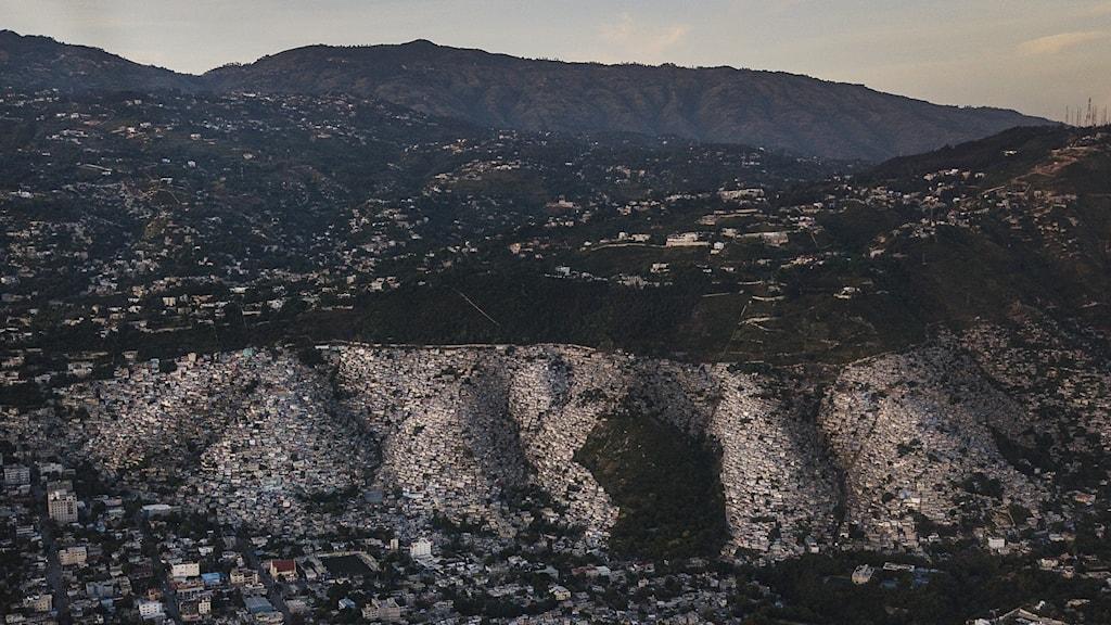Port-au-Prince, arkivbild.