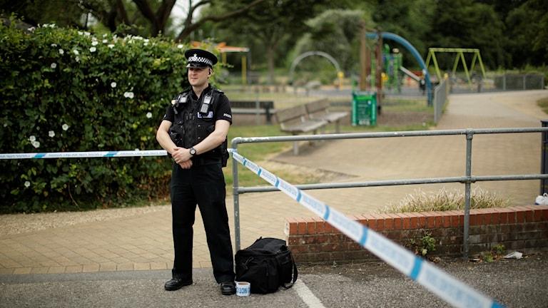 Polis Salisbury