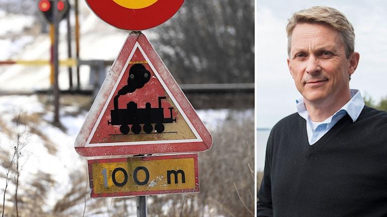 Bengt Olsson, presschef på Trafikverket
