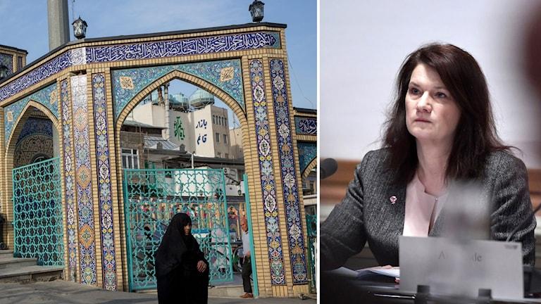 Svenska bolag lämnar Iran