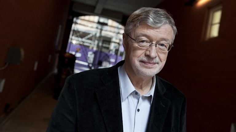 Torbjörn Loden, professor i kinesiska språk och kultur (sinologi) vid Stockholms universitet.