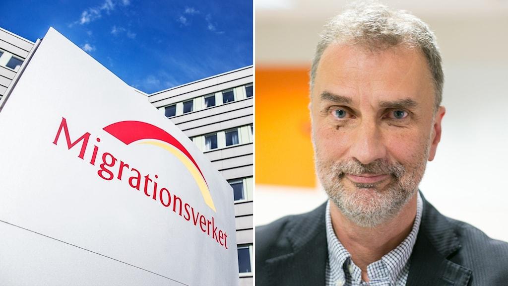 Migrationsverket Fredrik Beijer
