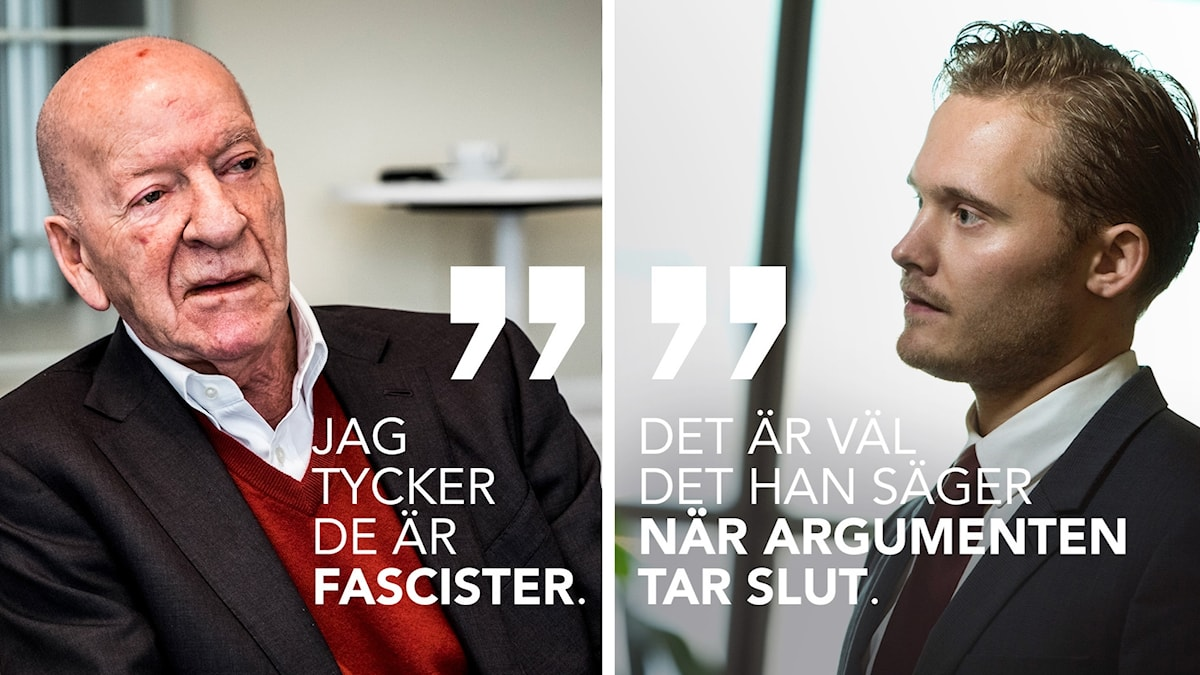 Förre Volvochefen Pehr G Gyllenhammar.