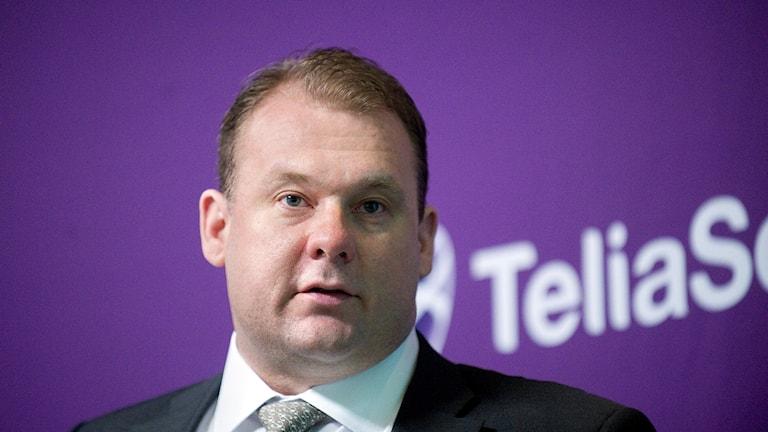 elias tidigare affärsområdeschef Tero Kivisaari
