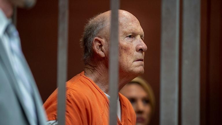 """Den så kallade """"Golden State-seriemördaren"""", Joseph DeAngelo, hittades efter decennier med hjälp av DNA-prover från en privatsajt för släktforskning."""