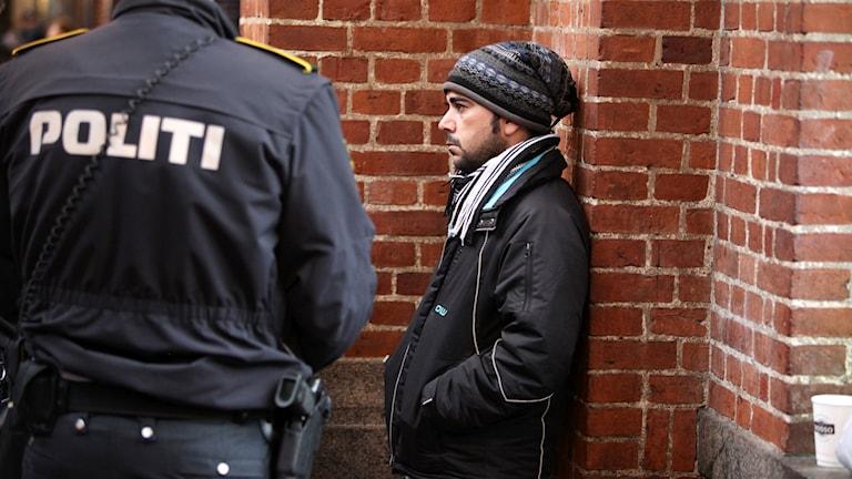 En mer restriktiv invandringspolitik i Danmark
