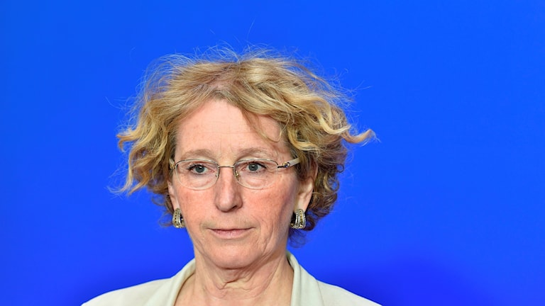 Muriel Pénicaud, arbetsmarkandsminister Frankrike