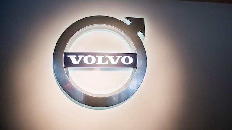 Volvo-logotyp.
