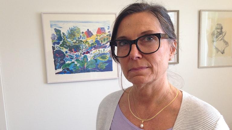 Anne-Ly Loosar, familjerådgivare i Järfälla kommun, tror att det idag är mer accepterat att ta hjälp och prata om sin relation.