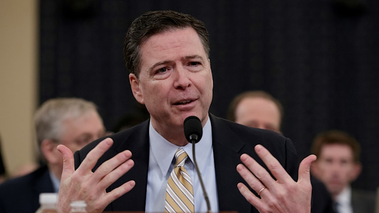 FBI-chefen James Comey