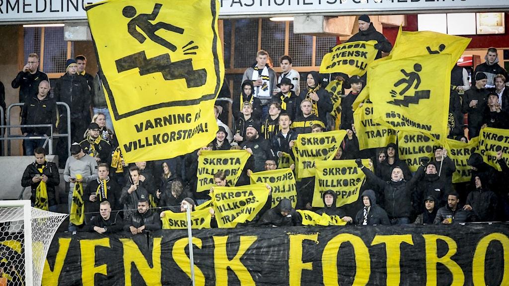 AIK supportrar