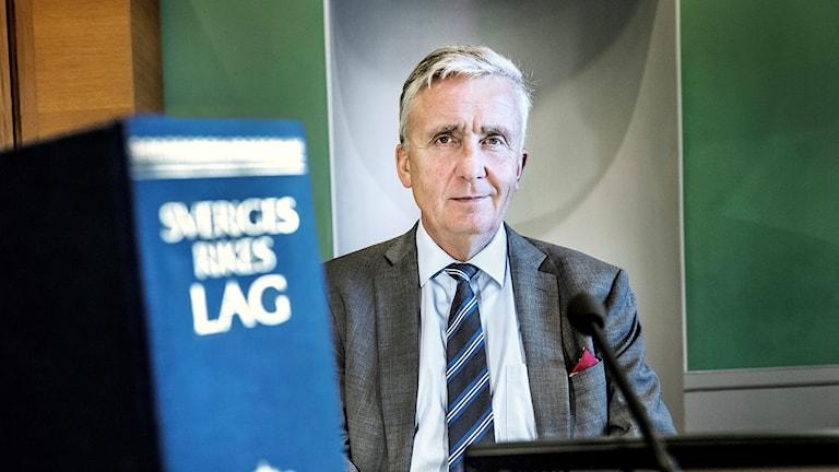 Fredrik Wersäll, hovrättspresident Svea hovrätt.