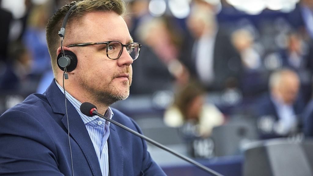 EU-parlamentarikern Fredrick Federley