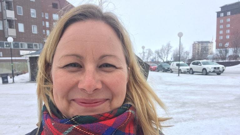 Ragnhild Nilsson statsvetare Stockholms universitet.