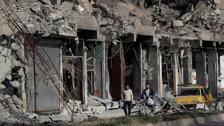 Rasmassor i Raqqa