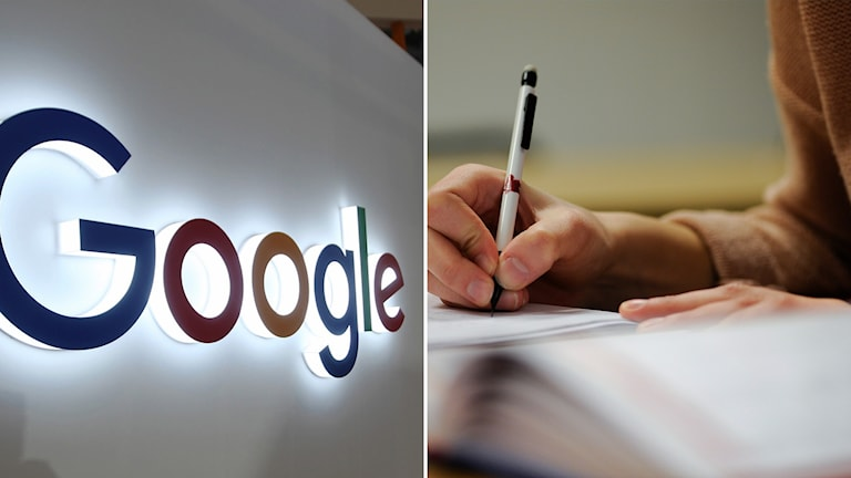 Google studenter plugga