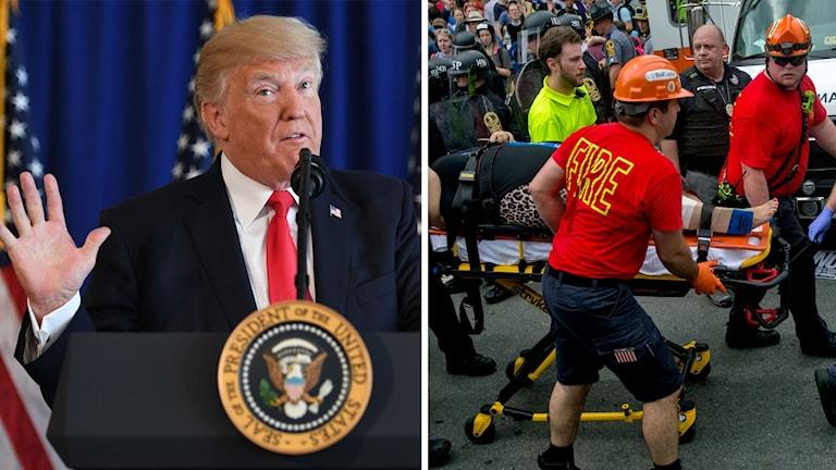 Trump Charlottesville