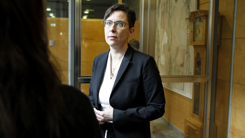Kammaråklagare Helene Gestrin.