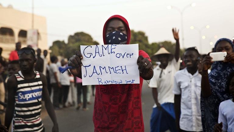 Gambia försöker nu göra upp med 22 år av förtryck.
