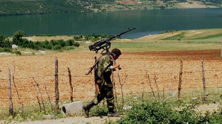 Kosovogerillans ledare kallade till förhör om misstänkta krigsbrott
