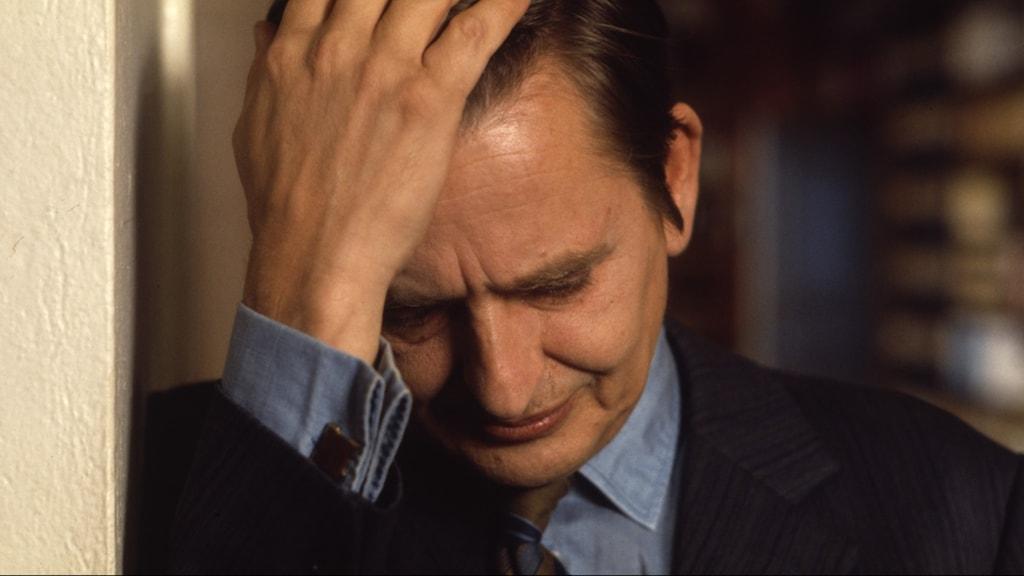 Fd statsminister Olof Palme