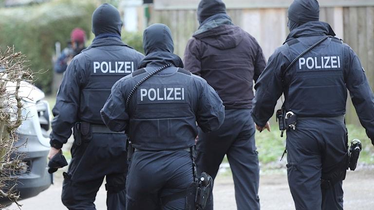 Tysk polis