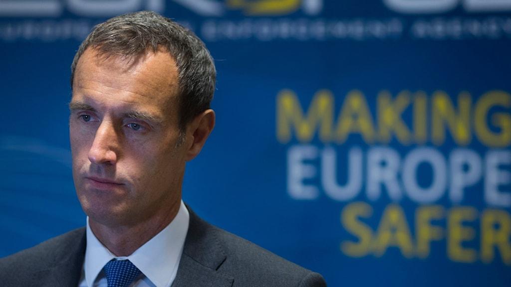 Sir Rob Wainwright, tidigare chef för Europol är kritisk till metoderna mot penningtvättsbekämpning.