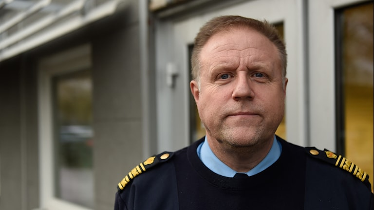 Stefan Sintéus, polismästare i Malmö