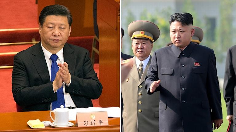 nordkorea kina spion