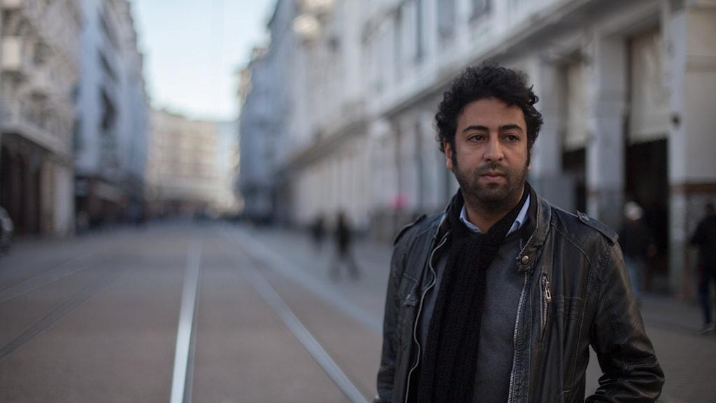Journalisten Omar Radi