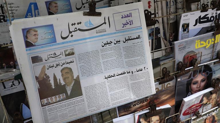 Libanon har ny regering