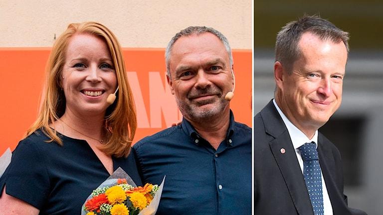 split ygeman lööf björklund