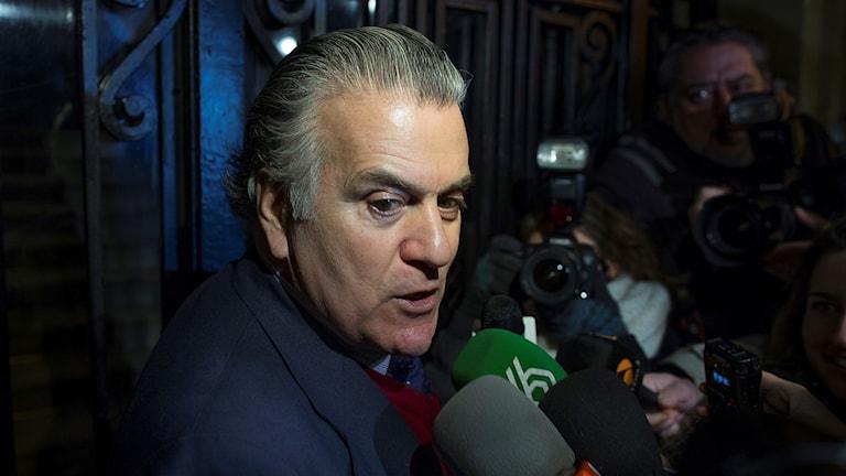Luis Barcenas döms till 33 års fängelse för korruptionsrättegången.