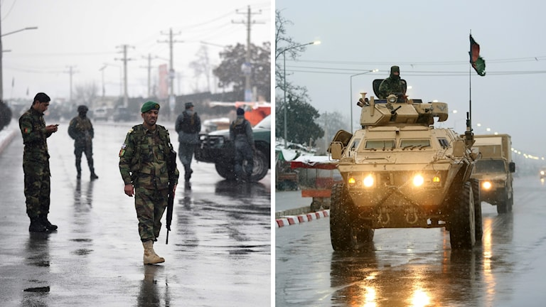 afghanistan säkerhet