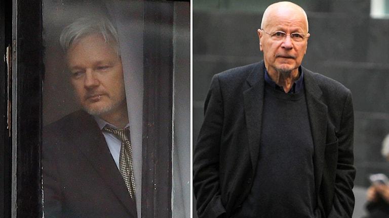 Sven-Erik Alhem kommenterar den nedlagda förundersökningen mot Julian Assange.