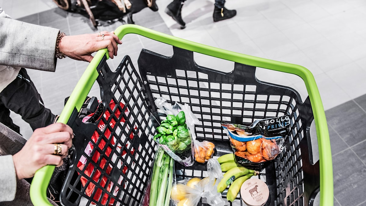 Livsmedelsindustrin spår högre matpriser efter torka