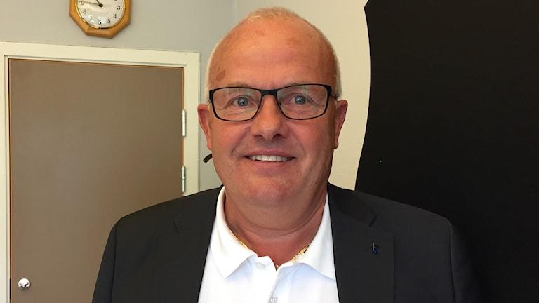 Stefan Claesson, barn- och utbildningschef, Sävsjö.
