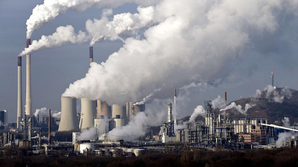 Förslag: Mer klimatpengar till industrin