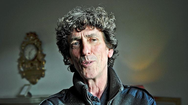 """Jacques Werup 2011 i samband med att han publicerade självbiografin """"Medan jag levde""""."""