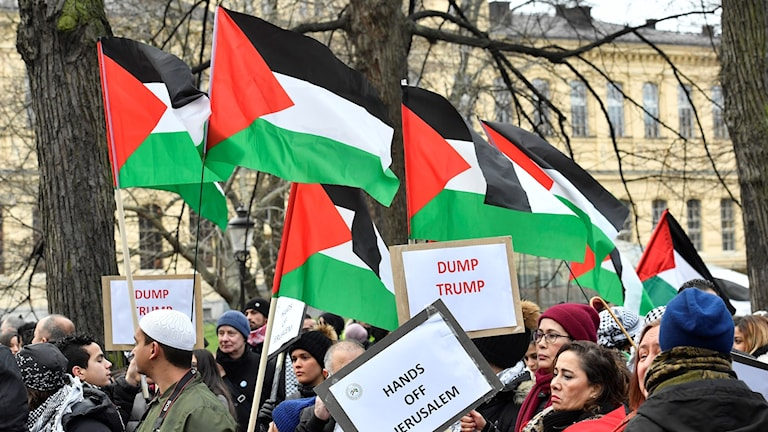 Palestinagrupperna får inte åka till Israel