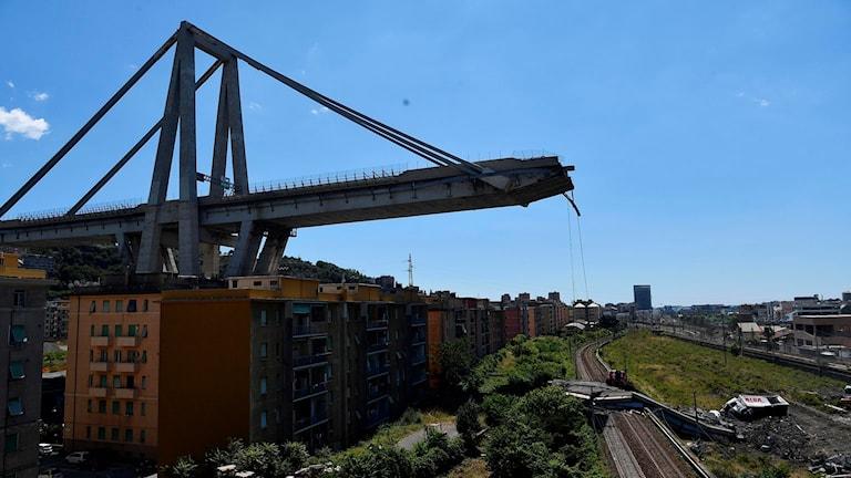 Den trasiga bron